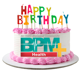 Happy Birthday BPM+